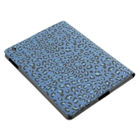 Leopard Pattern Leather Case Cover for iPad 2/New iPad